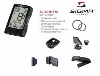 Sigma รุ่น BC 23.16 STS
