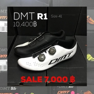 DMT R1 Made in Italy (พื้นคาร์บอน 100%)  Size 41