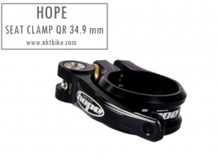 HOPE Seat Clamp - 34.9 Quick Releash