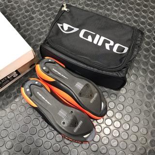 Giro Factor Teclace Size EU43 - Vermillion /Black (พื้นคาร์บอน EC90 SLX2)