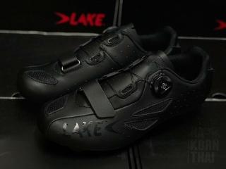 LAKE รุ่น CX176 (หน้าเท้ากว้าง) - BLACK / Size EU 42