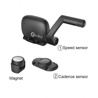 Meilan C3 Bike wireless speed/cadence sensor