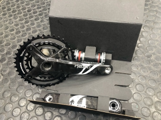 Next 2x10 SL Carbon crank 28/40T 175mm - Made in Canada