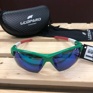 Leopard #5C8 Red/Green Green Revo lens C8105