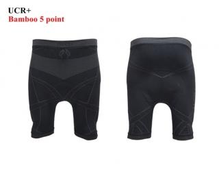 UCR+ Bamboo 5 point (ขาสั้น/ไร้ตะเข็บ)