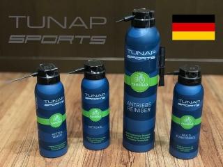 Tunap Sports น้ำยาดูแลจักรยานสัญชาติเยอรมัน