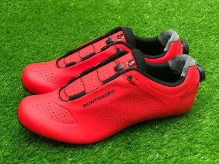 2019 Bontrager Ballista Road Shoe - RED