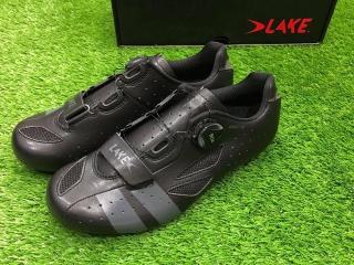 Lake 218-X Black/Grey Size EU41,43