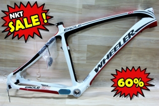 "Frameset Wheeler Eagle 20 Carbon (26"") Size 18"