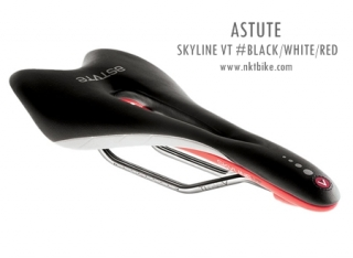 ASTUTE SKYLINE VT (BLACK/WHITE/RED)
