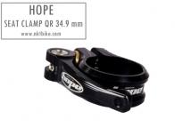 HOPE Seat Clamp - 34.9 Quick Releash