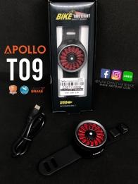 ไฟท้ายจักรยาน APOLLO : T09