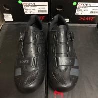 Lake CX176X - Black/Black(Gray) Size EU39-42
