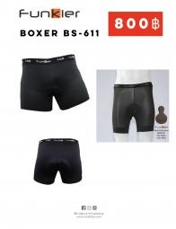 Funkier boxer