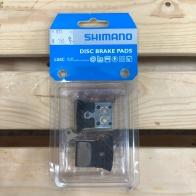 L04C Metal - Shimano Disc brake pad for road