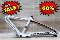 "Frameset Wheeler Eagle 10 Carbon (26"") Size 18"