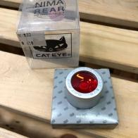 ไฟท้าย Cateye - Nima LD130 Silver