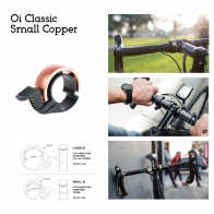 Knog Oi Classic - Small copper