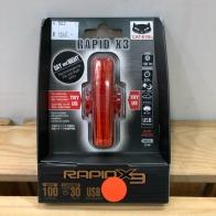 ไฟท้าย Cateye Rapid X3