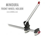 Minoura Front Wheel Holder