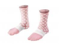 Bontrager Race Crew Cycling Sock - Pink Frosting