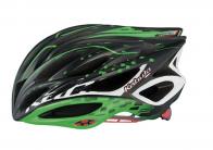 Kabuto Mostro -R/  Space matte green Size L