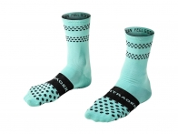 Bontrager Race Crew Cycling Sock - Miami Green