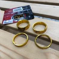 แหวนรองคอ A2Z 3 mm / 5 mm. - Gold
