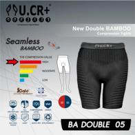 กางเกง UCR 18 New Double BAMBOO /5 ส่วน