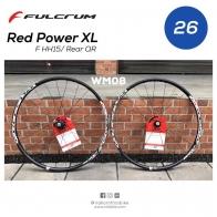 """Fulcrum Red Power XL 26"""" [wm08]"""