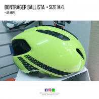 Bontrager Ballista Helmet - Visible Yellow - Size S และ Size M