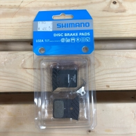 L02A Resin - Shimano Disc brake pad for road